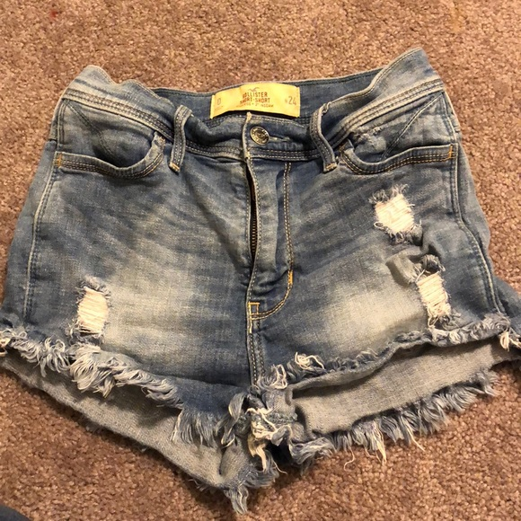 Hollister shorts 0